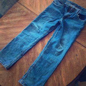 Wrangler boys jeans